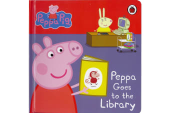 Peppa Pig - Peppa Goes to the Library