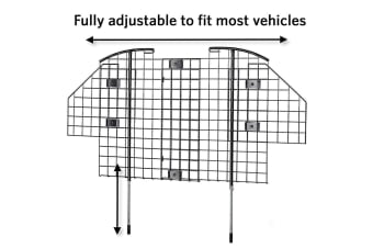 Universal Pet Barrier Fence for Car Van 4WD Vehicles