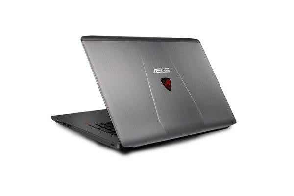 ASUS ROG GL752VW-IH74 Gaming Remanufactured Core i7-6700HQ 2.6GHz GTX960M 1TB+128GBSSD 16GB 17.3""