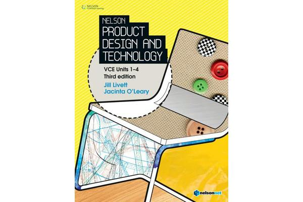 Nelson Product Design and Technology - Units 1-4 3ed SB