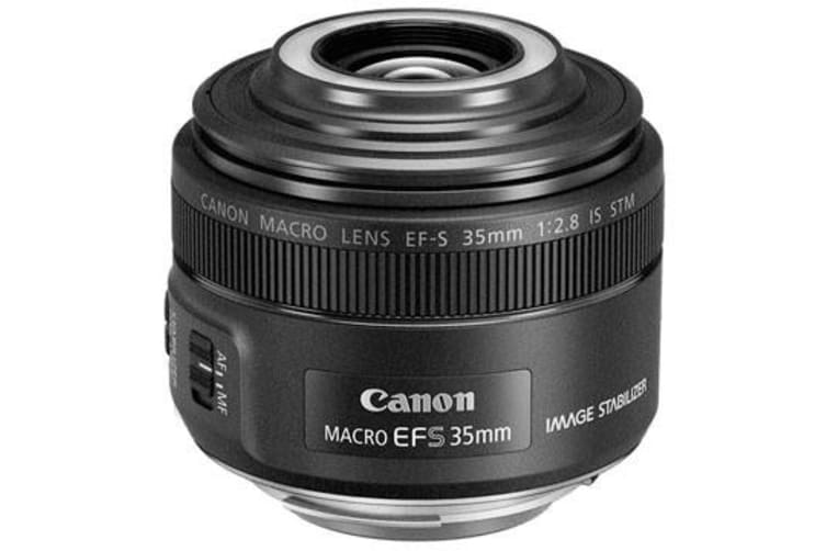 New Canon EF-S 35mm f/2.8 Macro IS STM Lens (FREE DELIVERY + 1 YEAR AU WARRANTY)