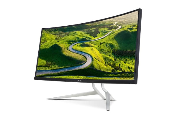 "Acer 34"" 21:9 3440x1440 QHD Ultrawide Curved IPS Monitor (XR342CK)"