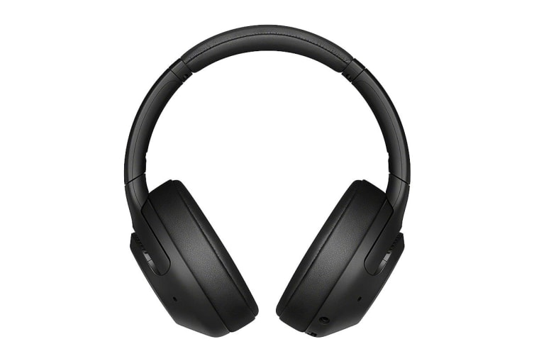 Sony EXTRA BASS Wireless Noise Cancelling Headphones - Black (WH-XB900N)