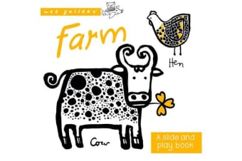 Farm - A Slide and Play Book