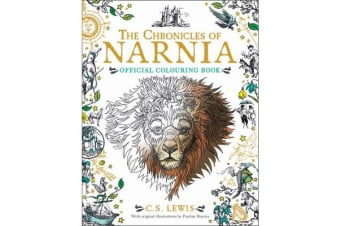 The Chronicles of Narnia Colouring Book