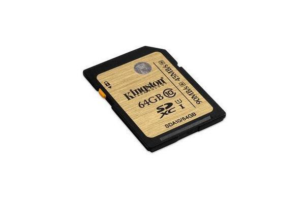 KINGSTON 64GB SDXC Class 10 UHS-I Ultimate Flash Card