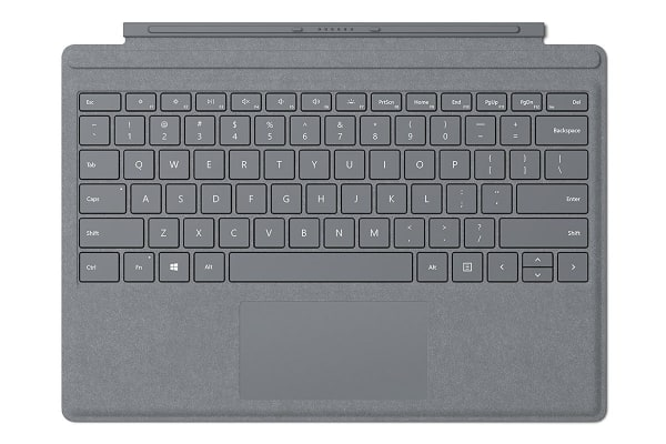 Microsoft Surface Pro Signature Type Cover (Platinum)