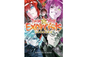 Twin Star Exorcists, Vol. 13