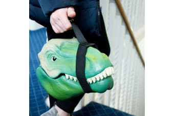 Suck UK Kids T-Rex Dinosaur Lunch Carry Case