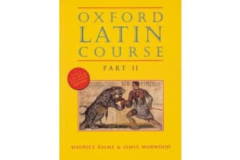 Oxford Latin Course - Part II: Student's Book