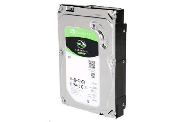Seagate BarraCuda, 2TB 3.5 inch 7200RPM SATA3 6Gb/s 64MB Internal HDD