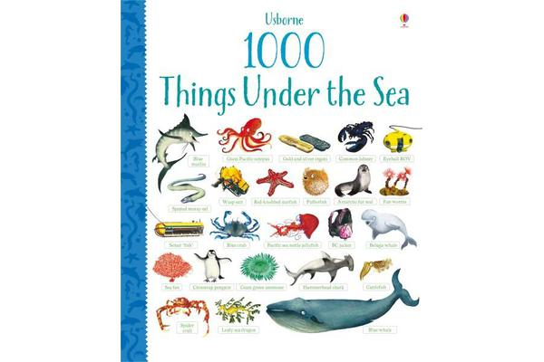 Image of 1000 Things Under the Sea