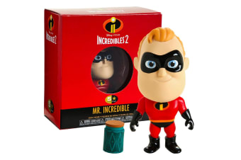 Incredibles 2 Mr Incredible 5-Star Vinyl