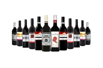 Christmas Shiraz Mixed Wine Collection (12 Bottles)