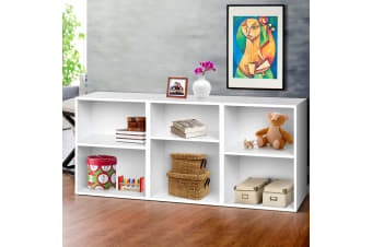 3pcs Cube Bookcase Display Storage Cabinet Shelf Book Rack Stand Kid