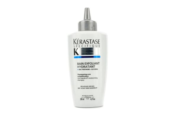 Kerastase Specifique Bain Exfoliant Hydratant Anti-Dandruff Moisturising Shampoo (For Dry Scalp) (200ml/4.2oz)