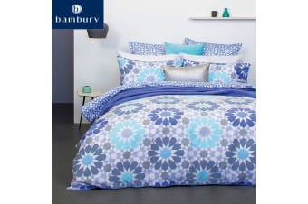Marrakech Cotton Quilt Cover Set by Bambury