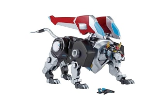 Voltron Electronic Combining 16 inch Black Lion