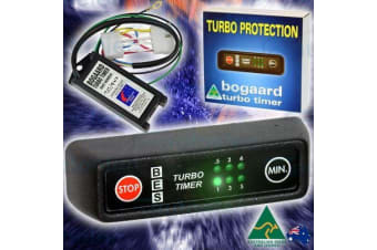 BOGAARD TURBO TIMER KIT FOR SUIT GREAT WALL X200 WAGON PLUG PLAY HARNESS 925/GWX