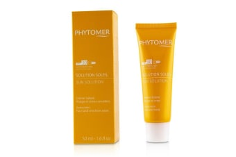 Phytomer Sun Solution Sunscreen SPF 30 (For Face and Sensitive Areas) 50ml/1.6oz