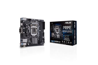 ASUS PRIME H310I-PLUS R2.0 MINI ITX Form