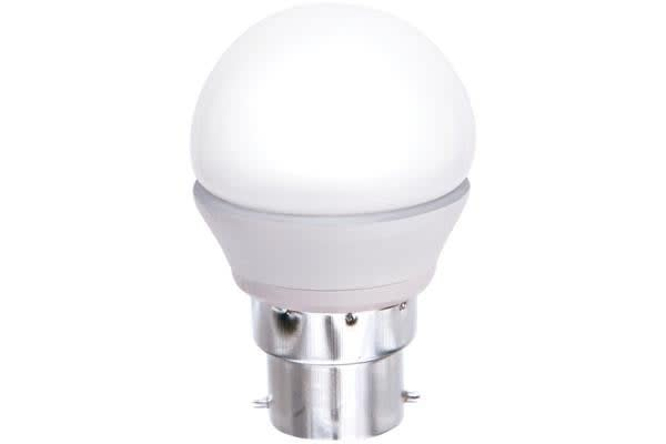 Verbatim B22 Mini Led Globe  4.5W 350Lm