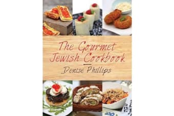 The Gourmet Jewish Cookbook