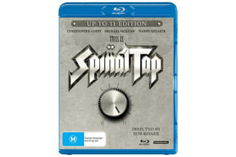 This Is Spinal Tap Blu-ray Region B