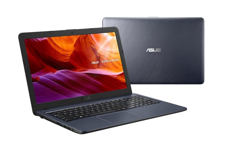 "ASUS 15.6"" X543 Core i3-7020U 4GB RAM 1TB HDD Laptop (X543UA-GQ2104T)"