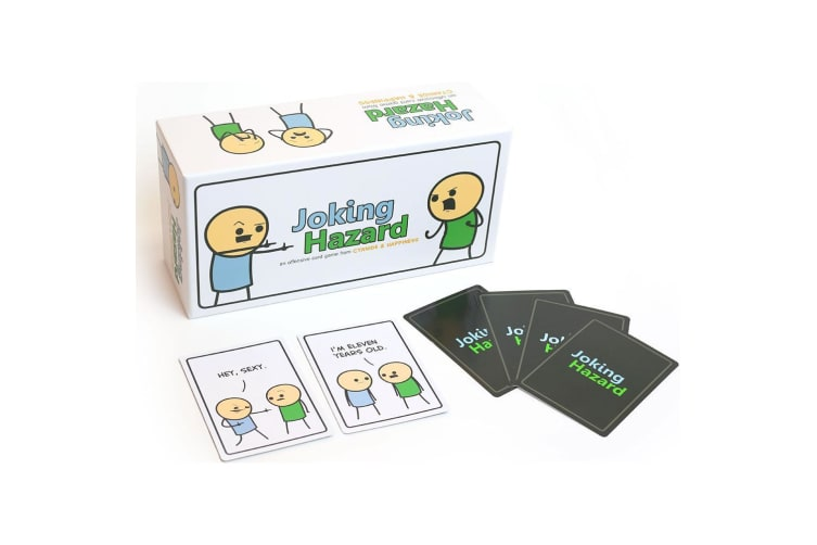 Joking Hazard Offensive Party Game: Cyanide & Happiness