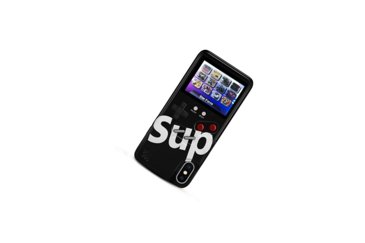Mobile Phone Case of Color Screen Game Console  iphone X XS
