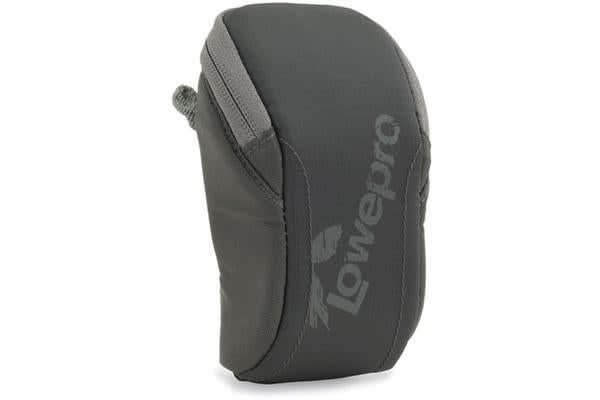Lowepro Dashpoint 10 Camera Bag (Slate Grey) Holds Small Point/Shoot or Smartphone
