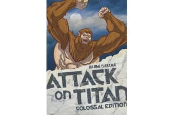 Attack On Titan - Colossal Edition 4