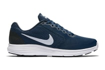 Nike Men's Revolution 3 Running Shoe (Navy/White/Obsidian)