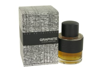 Montana Graphite Eau De Toilette Spray 100ml