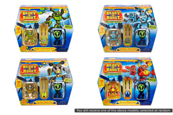 Ready2Robot Battle Pack (Assorted)