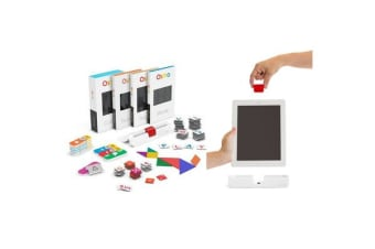 OSMO Education STEM Buy 1 of OSMO Genius Kit get 1 of Extra Base for FREE Total 2 base 1 Kit Pack