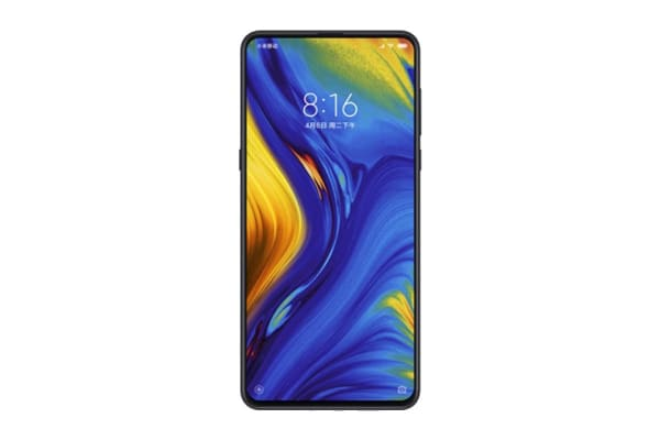 Xiaomi Mi Mix 3 (6GB RAM, 128GB, Black)