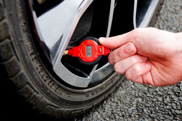 Mini Digital Tyre Pressure Gauge