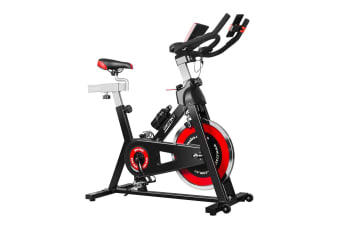 Genki Indoor Spin Bikes Spinning Exercise Bike with Flywheel