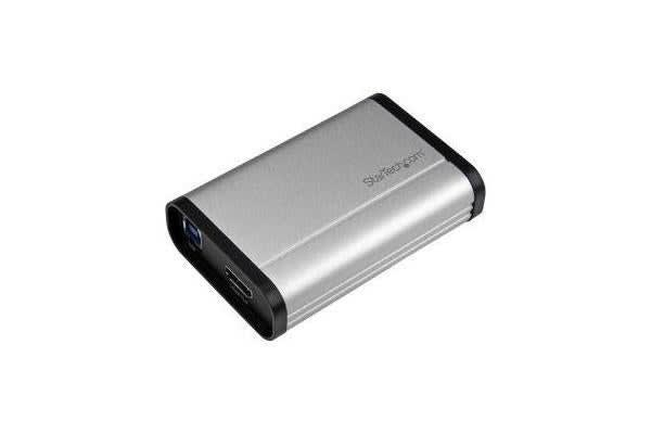 STARTECH USB 3.0 CAPTURE DEVICE FOR HIGH-PERFORMANCE HDMI VIDEO - 1080P 60FPS - ALUMINUM