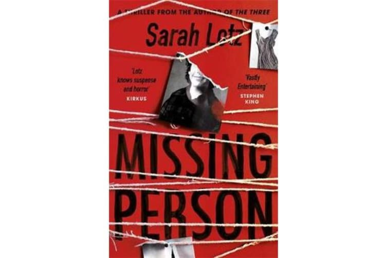 Missing Person - The unputdownable new thriller from the author of The Three