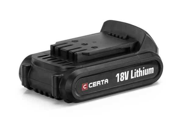 Certa 7 Piece PowerPlus 18V Combo Kit