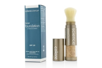 Colorescience Loose Mineral Foundation Brush SPF20 - Medium Sand 6g