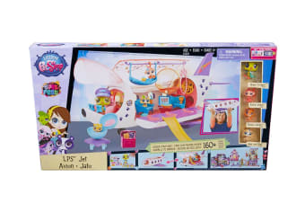 Littlest Pet Shop Pet Jet Playset