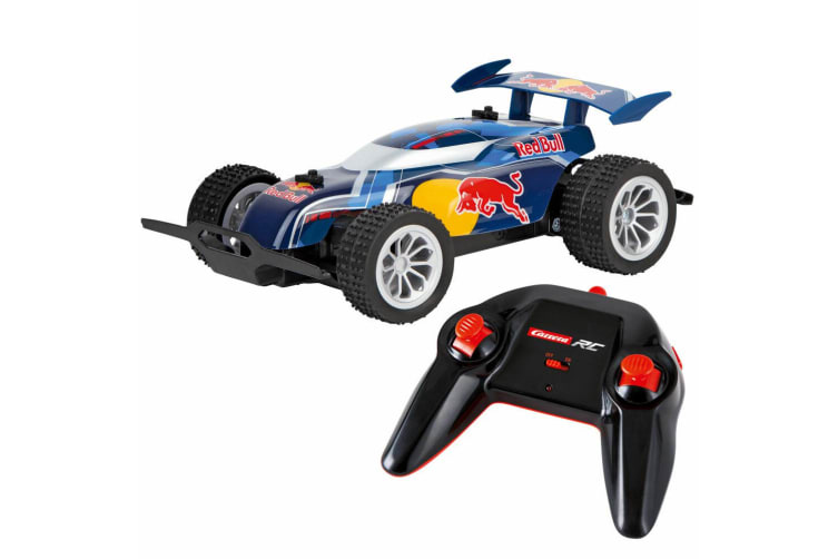 Carrera RC 1:20 Red Bull 2.4GHz RC2 Remote Control Buggy Car Toy Kids/Adult Blue
