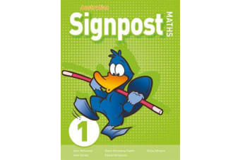 Australian Signpost Maths 1 Student Activity Book