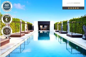SEMINYAK: 5 or 7 nights at eqUILIBRIA SEMINYAK for Two