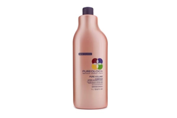 Pureology NEW Pure Volume Condition (For Fine Colour-Treated Hair) (1000ml/33.8oz)