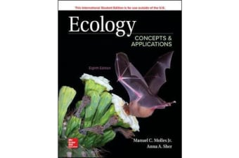 Ecology - Concepts and Applications